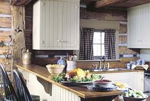 Cabin fever.kitchen and pantry