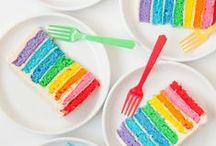 Making Cake / Inspiratie! / by Stephanie M