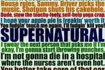 supernatural / by Jen Taylor