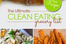 Clean&Healthy / by Stephanie DiOrio