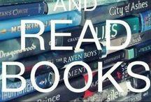 I love to read  / by Courtney E. Nichols