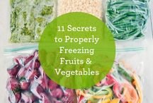 Meal Prep | Snacks | Freezer cooking/prep / Ideas for weekly lunch/breakfast meal prep, freezer cooking and freezer prep / by Stephanie DiOrio