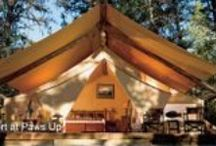 Glamping / グランピングとは、グラマラス(glamorous)とキャンピング(camping)を掛け合わせた造語 http://matome.naver.jp/odai/2138465764240939401