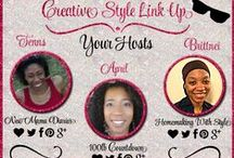 Creative Style / Creative Style features a variety of great and inspiring blog posts from women and men around the globe opening up to share a little insight into their lives.