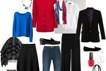 Fashion Ideas: wardrobes / Basic pieces and capsules