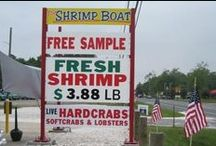 Seafood Restaurants / The best Seafood Restaurants in Ocean City MD  / by Ocean City Maryland - OceanCity.com