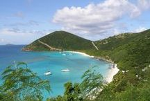 British Virgin Islands / One of my very favorite places to visit! Love everything about the BVI