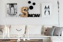 Leen Bakker Winterse Woonideeën / Fuzzy & warm / by Stephanie M