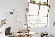 Office Space / My new office!