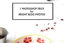 Photography tips / Photography tips for bloggers.