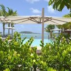 "Boutique Hotels Caribbeans / Boutique hotels and luxury hotels in the Caribbeans. My personal selection for places with a little ""je ne sais quoi"" that welcome families and children."
