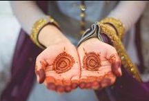 Henna Circle Originals / The Henna Circle is a company based in the UK that offers professional henna services; specialising in the henna for brides, events and the media sector.
