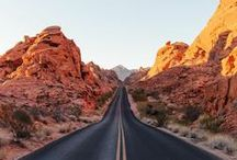 US of America / Travel destinations in the USA! Bucket list ideas for a dream trip to America.