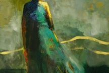 Dresses in paintings