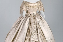 Historical Clothing 1800's / by Becca Whitham