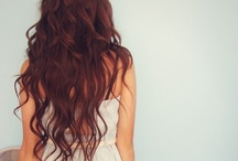 Hair-spiration / by Allison Marie