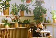 -Cool restaurants and cafes-