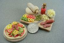 Creative Foods / Delicious landscapes, flags, design, fashions..