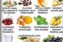 Natural Remedies / by Karen Blanco-Winans