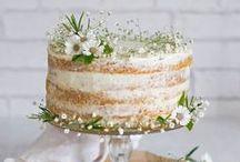 Wedding Cakes / Sweet treats for your big day! #wedding #weddingplanning