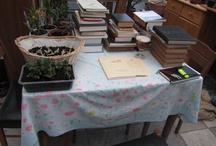 Mijn boeken / foto's van mijn eigen boeken, en gebonden aan mijn website http://www.andebijk.weebly.com