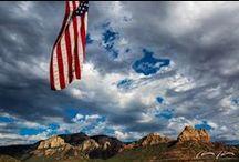 Arizona / Beautiful Arizona - unpavedpath.com / by Chad Ulam Photography