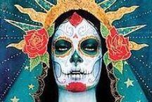 Dia de los Muertos / Inspiration...