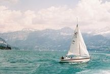 Sail Away / Let's explore the world!