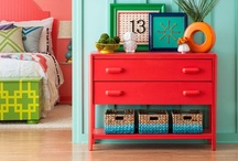 Furniture Makeovers / by Britt Reints