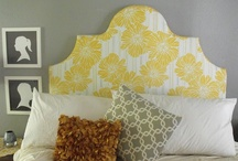 Headboards / by Britt Reints