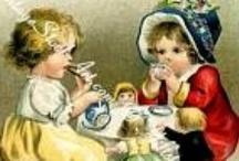 Tea Party with my girls! / by Adriana Attar