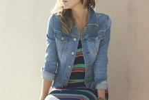 So I bought a jean jacket / by Deborah Matlick