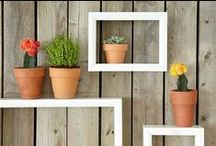 Outdoor Décor / Adorn your outdoor space with our simple decorative tips and ideas.  / by Home Made Simple