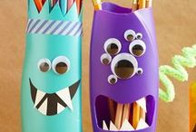 Kid-friendly Craft Ideas / Get our DIY craft ideas for kid-friendly activities all year long!