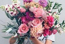 Flowers / We just love #flowers. <3 #bridal #wedding
