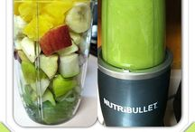 NUTRIBULLET / Nutrabullet, recipes, smoothies, eating clean  / by HELLO mynameisjodi