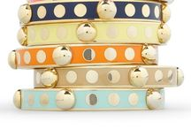 bags and bangles / let your jewels shine and your bags be filled with peppermints