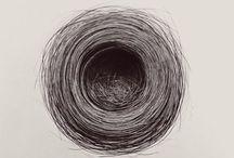 -Drawings, sketches, woodcut, etchings…-