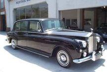 Rolls Royce Phantom V, VI