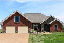John F Kennedy C - Centerra Ridge / Jagoe Homes, Inc. Project: Centerra Ridge. Location: Evansville, Indiana. Lot 41.