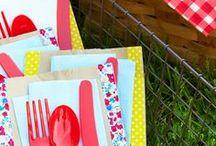 All Things Summer / Get summer-inspired recipes, entertaining tips, gardening ideas and DIY crafts.