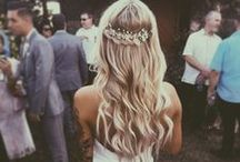 Bridal Beauty / Perfect #hairstyles for #weddings.