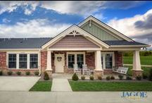 Springhill at Lake Forest Clubhouse / Jagoe Homes, Inc. Project: Springhill at Lake Forest Clubhouse. Owensboro, KY. Lot 18.