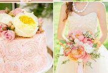 Spring Wedding / Ideas for #Spring #weddings!