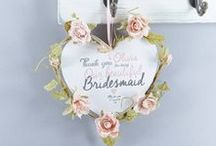 Bridesmaid Gifts / Thoughtful gifts for your #bridesmaid!