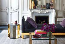 -Maximalist interiors-