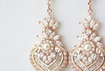 Bridal Accessories & Jewelry / Accessory and jewelry inspiration!