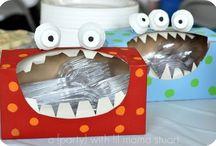 Crafts for preschoolers  / by Susie Reyes