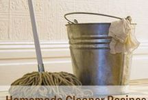 Cleaning and Organizing / by Linda Shaffer-Gray