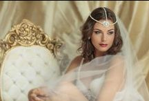 Cheryl King Couture Look Book  / Bridal and Wedding Ideas by Cheryl King Couture, featuring designer bridal accessories